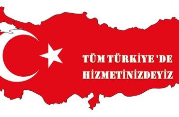 Yıldız Duvar Hizmet Alanını Tüm Türkiye Yaptı