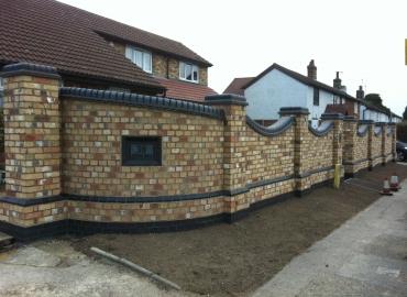 Beton Bahçe Duvarı Fiyatları