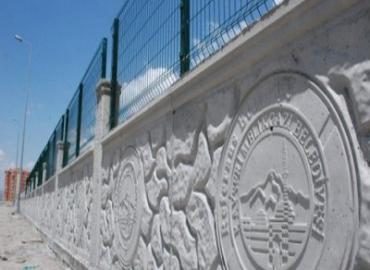 Logolu Duvar Kalıbı İmalatı