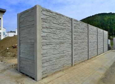 Beton Bahçe Duvarı İmalatı Bitlis
