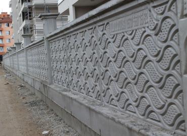 Beton Avlu Duvarı Yapımı Giresun
