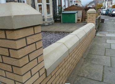 Beton Çevre Duvarı Yapımı Bingöl