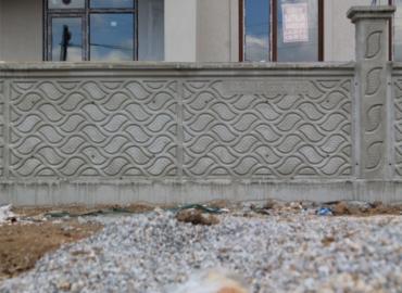 Beton Avlu Duvarı İmalatı Hatay