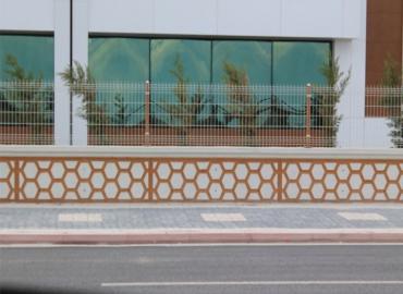 Beton Çevre Duvarı Yapımı İstanbul
