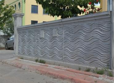 Beton Bahçe Duvarı Yapımı Kars