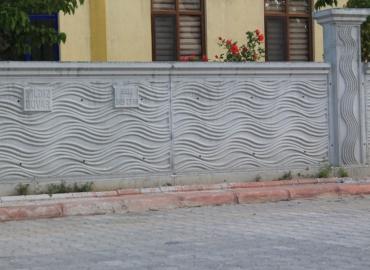 Beton Avlu Duvarı İmalatı Kastamonu
