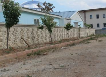 Beton Bahçe Duvarı İmalatı Kocaeli