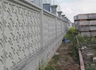 Beton Bahçe Duvarı Yapımı Konya