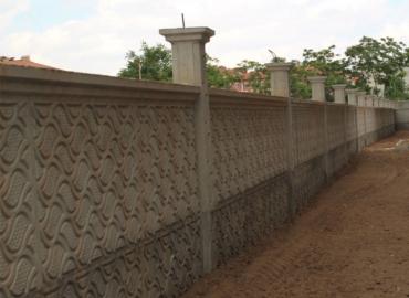 Beton Bahçe Duvarı Yapımı Karabük