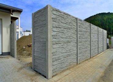 Beton Bahçe Duvarı Yapımı Sakarya