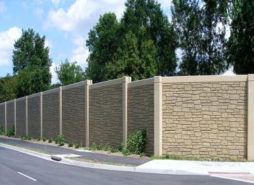 Beton Avlu Duvarı İmalatı Samsun