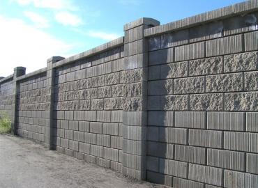 Beton Avlu Duvarı Yapımı Siirt