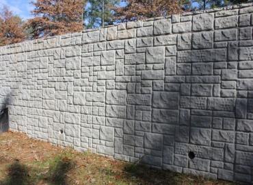 Beton Çevre Duvarı İmalatı Sinop