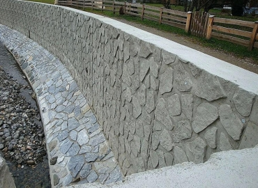 Beton Bahçe Duvarı Yapımı Tokat