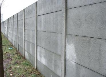 Beton Avlu Duvarı Yapımı Tunceli
