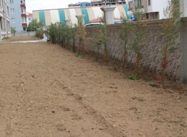 Beton Bahçe Duvarı Yapımı Yozgat