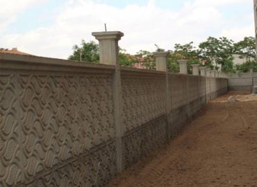 Beton Avlu Duvarı İmalatı Zonguldak