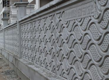 Beton Avlu Duvarı Yapımı Aksaray