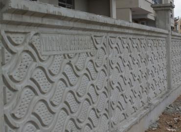 Beton Çevre Duvarı İmalatı Düzce